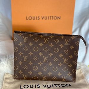 Brand New Louis Vuitton Toiletry 26 Pouch